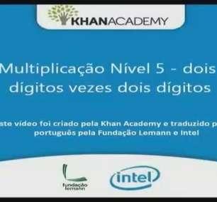 Multiplicação Nível 5 - Dois dígitos vezes dois dígitos