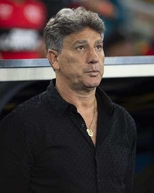 Renato Gaúcho, livre, pode ser ameaça a Rogério Ceni no Fla