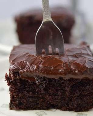 Bolo de Chocolate: Receita Simples e Deliciosa que Ultrapassa Gerações
