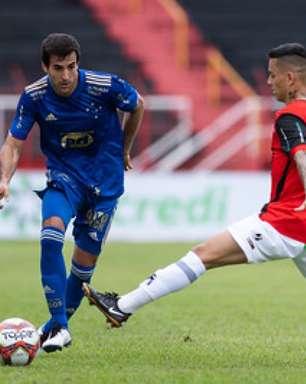 Cruzeiro perde com 'Gol Saci' e zoeira rola solta nas redes sociais; veja o lance