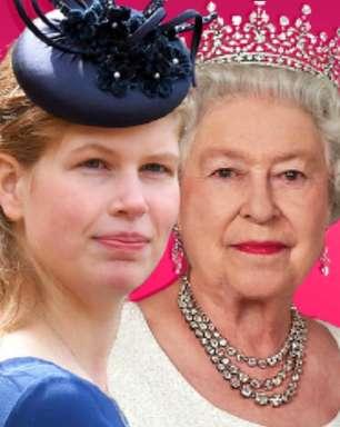 Neta favorita da rainha foi impedida por ela de ser princesa