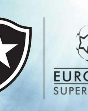 Botafogo aparece como um dos 'cabeças' da Superliga Europeia; entenda