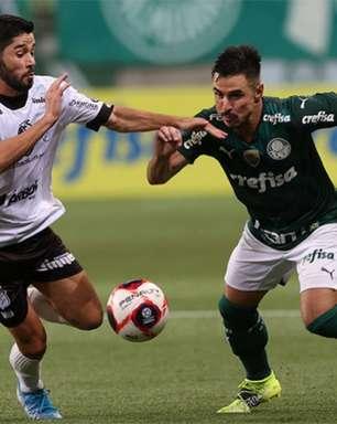 Palmeiras perde para a Inter de Limeira por 1 a 0 em casa