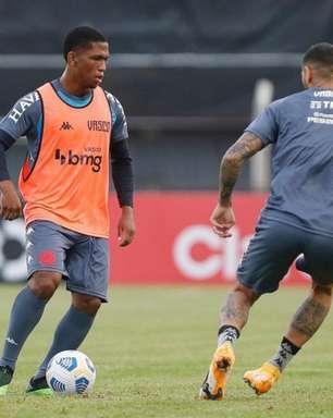 Desempenho contra o Madureira reforça questões óbvias no Vasco