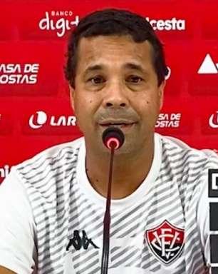 Rodrigo Chagas detona arbitragem em revés do Vitória
