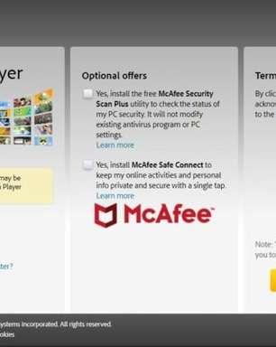 Windows 10 fará remoção obrigatória do Adobe Flash em julho
