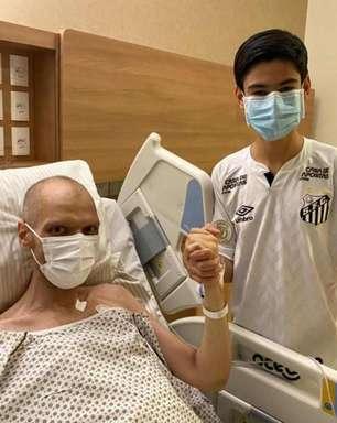 Santos dedica goleada na Libertadores ao prefeito de São Paulo Bruno Covas