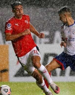 Bahia empata com Independiente e perde chance de liderança
