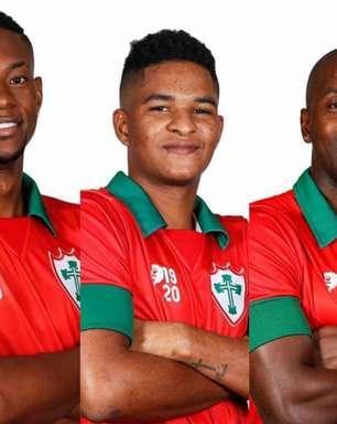 Portuguesa vai ao mercado e contrata três colombianos para o plantel