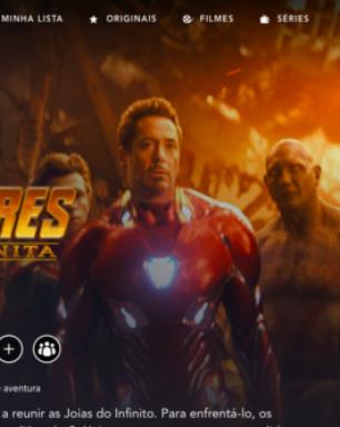 A melhor ordem para assistir os filmes dos Vingadores