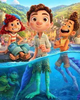 'Luca' será lançado sem custo extra no Disney+