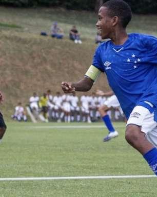 Joia do Cruzeiro, Estevão Willian acerta com o Palmeiras