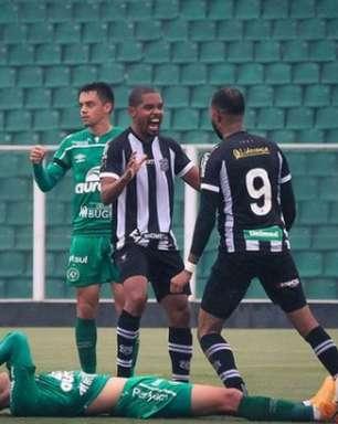 Jorginho pede atenção do Figueira após abrir vantagem contra a Chape
