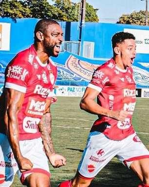 Vila Nova e Grêmio Anápolis irão disputar a final do Campeonato Goiano
