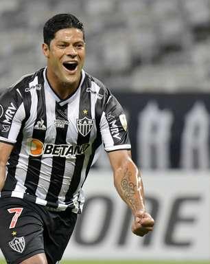 Hulk relembra conversas com Palmeiras: Pediram para esperar