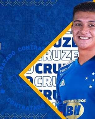 Prazo dado pelo Cruzeiro para que Yeison Gusman se apresente ao time mineiro acaba esta semana