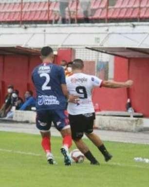 Com dois gols nos acréscimos, Atlético(BA) e Bahia de Feira ficam no empate no primeiro jogo da final do Campeonato Baiano