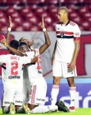 São Paulo goleia o Mirassol no Morumbi e encara o Palmeiras na final do Campeonato Paulista