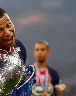 """Mbappé sobre Cristiano Rolando: """"Já fez história"""""""