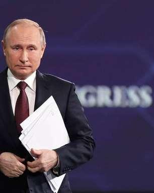 Putin oficializa saída da Rússia do Tratado de Céus Abertos