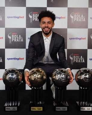 Repleto de grandes feitos, Claudinho comemora cinco anos de estreia no Bragantino