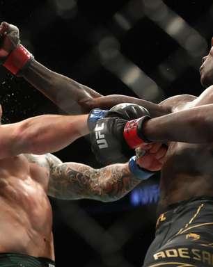 Adesanya é campeão; brasileiro perde cinturão com mata-leão