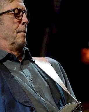Eric Clapton se sente ignorado após sua posição sobre a vacina anti-covid