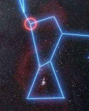 Cientistas desvendam mistério de 'apagamento' de estrela gigante Betelgeuse
