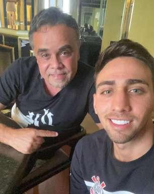 Pai de atacante do Corinthians morre vítima da covid-19