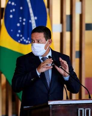 Mourão: É chato deixar o vice fora de reuniões com ministros