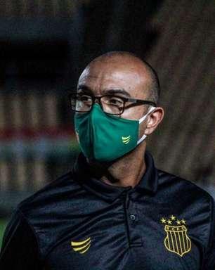 Felipe Surian comemora vitória e projeta sequência do Sampaio Corrêa: 'O grupo está ganhando forma'