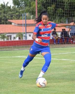 Mariane fala sobre preparação e analisa adversário do Fortaleza nas oitavas da Série A2 do Brasileirão Feminino