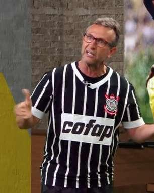 Neto perde a cabeça após derrota: 'Vai para casa do c...!'