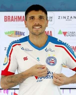 Lucas Mugni chega ao Bahia falando sobre versatilidade e motivo que o fez optar pelo clube
