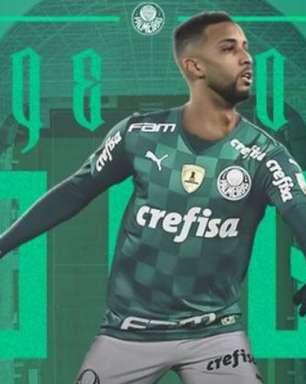 Palmeiras acerta com o lateral Jorge para substituir Viña