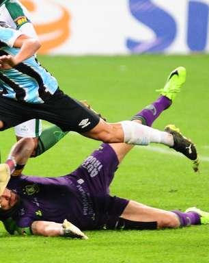 Grêmio empata com América-MG e segue sem ganhar em casa