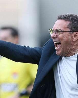 Vanderlei Luxemburgo revela que foi procurado pela diretoria do Cruzeiro