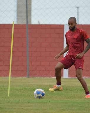 Wesley reconhece dificuldade que o CRB terá no duelo contra o Fortaleza pela Copa do Brasil