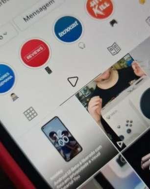 Instagram passa a destacar vídeos nos perfis e some com botão IGTV