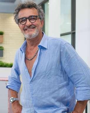 Rogério Samora sofre infarto durante gravação de novela