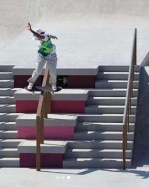 Documentário mostra trajetória da atleta olímpica Pâmela Rosa no skate