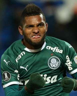 Grêmio deseja o empréstimo de Borja, do Palmeiras