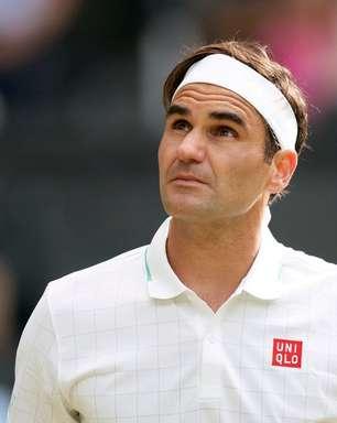 Federer: o pior já passou na reabilitação após cirurgia
