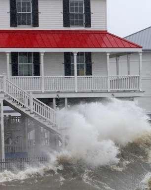 Furacão Ida: EUA declaram estado de desastre na Louisana