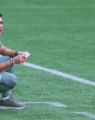 Abel mantém esperanças no título do Brasileirão após derrota