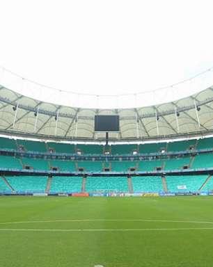 Bahia x Bragantino marcará retorno do tricolor a Arena Fonte Nova