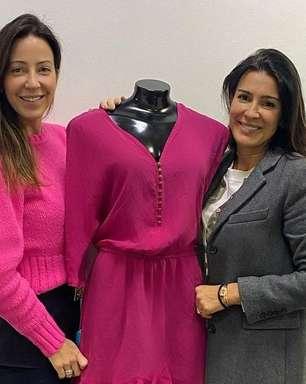 Leilão fashion oferece roupas de grife a partir de R$ 50