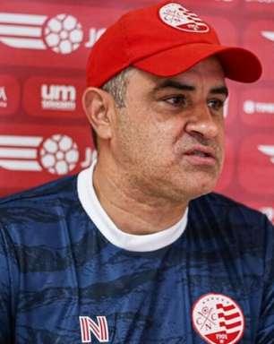 Marcelo Chamusca fala sobre reencontro com o Botafogo