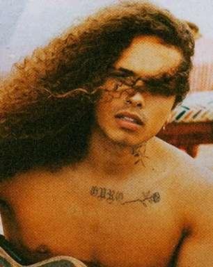 Vitão mostra tatuagem de Sininho e seguidores criticam