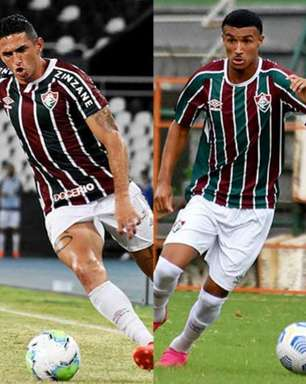 Pode mudar? Veja as alternativas e os números da lateral esquerda do Fluminense